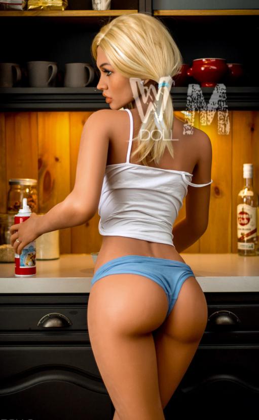 Becky Hot Blonde Sex Doll