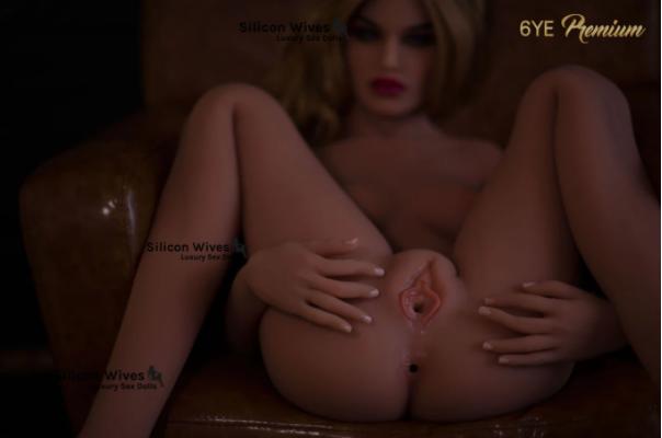 freya icy blonde sex doll