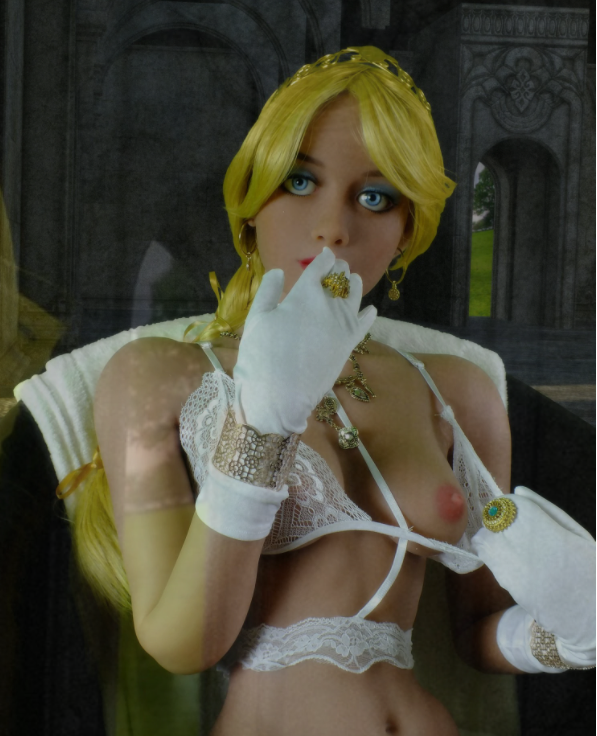 Princess Peach Sex Doll