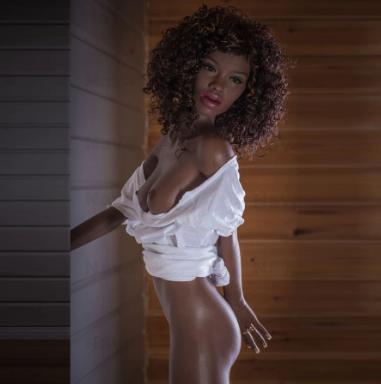 black sex doll elena