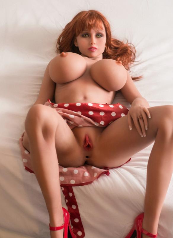 Brooke Ginger Sex Doll