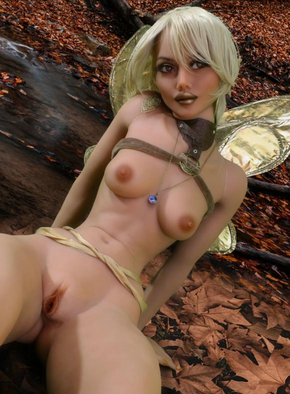 Tink Pixie Sex Doll