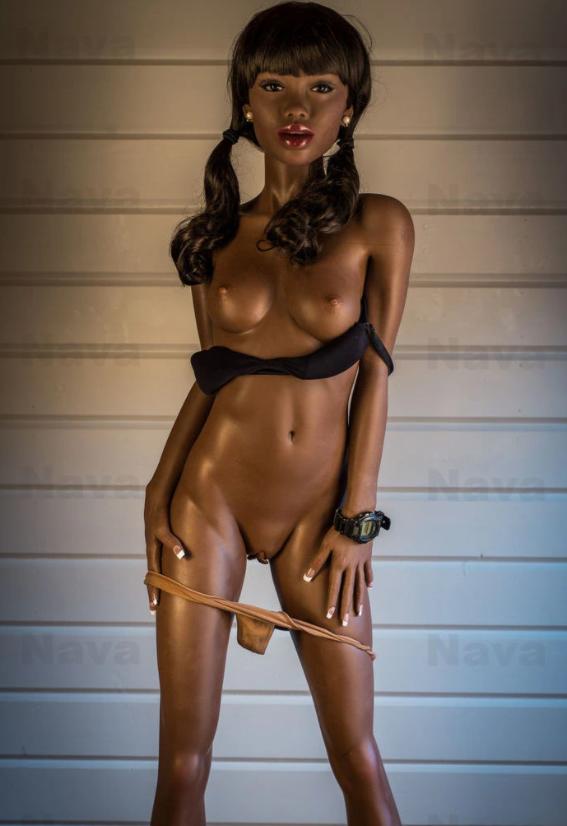 Virginia Black Sex Doll